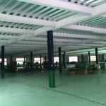 アルミ架台の新工場