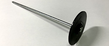 丸釘型 防草シート固定ピン